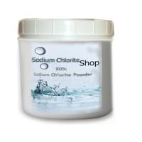 Sodium Chlorite Flake- 4 Pound Kit