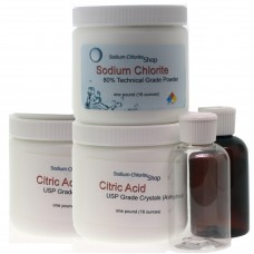 Super MMS- Sodium Chlorite Solution Kit